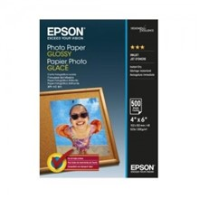 Epson S042549 Glossy Photo Paper 10X15 200Gr (500Lü)