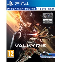 Eve Valkyrie VR (PS4)/EXP