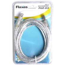 Flaxes Fuz-03 Usb 2.0 Uzatma 3 Mt