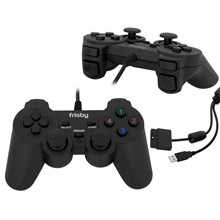 FRISBY FGP-505PU USB/PS2/PS3 GAMEPAD