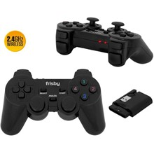FRISBY FGP-W510PU WIRELESS USB/PS2/PS3 GAMEPAD