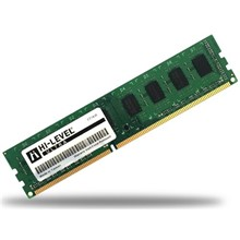 HI-LEVEL DDR3 Hi-Level 8gb 1600mhz (PC3-12800) Kutulu PC Ram HLV-PC12800D3/8G 240pin