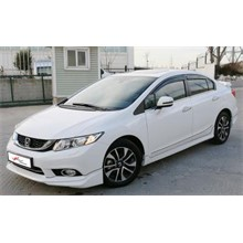 Honda Civic Modulo Model Oem Stil Body Kit