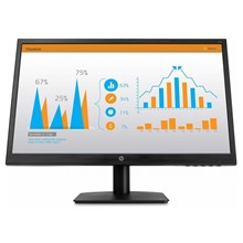Hp 21.5 3Wp71Aa Monitor 5Ms (N223) Black Wıde,1920X1080,Full Hd,Vga,Hdmı