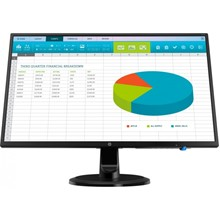 Hp 23.8 3Ns59Aa Ips Led Monitor 5Ms (N246V) Black Wıde, 1920X1080,Vga,Dvı,Hdmı