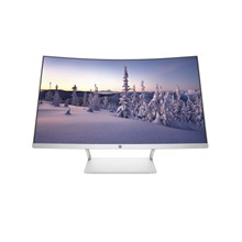 "Hp 27"" Z4N74AA 5ms Hdmi Dp Kavisli Led Monitör"