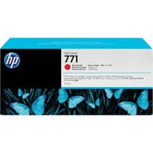 Hp B6Y08A Chromatic Red Mürekkep Kartuş (771C)