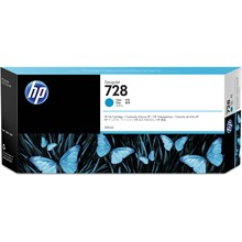 Hp F9K17A Cyan Inkcart 300Ml 728