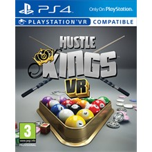 Hustle Kings VR (PS4)/EXP