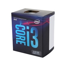 Intel Coffee Lake İ3 8100 3.6Ghz 1151 6M Uhd630
