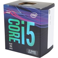 Intel Coffee Lake İ5 8400 2.8Ghz 1151 9M Uhd630