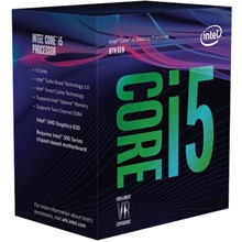 Intel Coffee Lake İ5 8600K 3.6Ghz 1151 9M Uhd630 Fansız