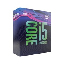 Intel Coffee Lake İ5 9600K 3.7Ghz 1151 9M Fansız