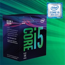 Intel Core İ5-8500 3.0 Ghz(6-Core Up To 4.10 Ghz) 8.Gen Lga İşlemci  8.Nesil