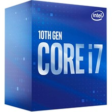 Intel İ7 10700 2.90Ghz 16M Fclga1200 Cpu İşlemci Box