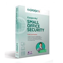 Kaspersky 1+5 KSOS 1 Yıl Small Office Security