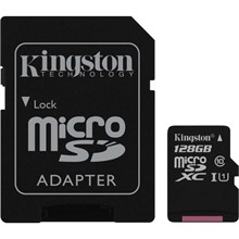 Kingston 128gb Micro Sd Cl10 sdcs 128 gb SDCS/128GB