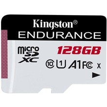 Kıngston 128Gb Msd Endurance Sdce/128Gb