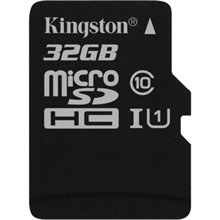 Kingston 32 gb Mıcro SDCS/32GB SD class10 80mb