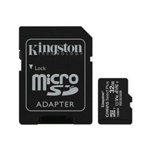 Kingston 32Gb Micro Sdhc Canvas 100Mb/S Sdcs2/32Gb