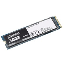 Kingston 480GB A1000 NVMe M.2 SA1000M8/480G