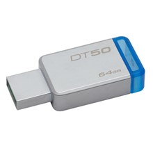 Kıngston 64Gb Usb 3.1 Dt50/64Gb Metal
