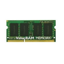 KINGSTON 8GB DDR3 1333 MHz KVR1333D3S9/8G NOTEBOOK RAM