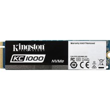 Kıngston Kc1000 240Gb Pcıe Gen3 M.2 2280 Ssd Disk - Skc1000/240G