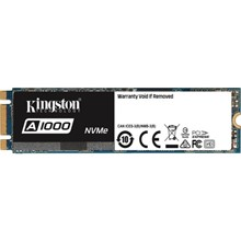 Kingston KNG 240GB A1000 PCIe NVMe SA1000M8/240G