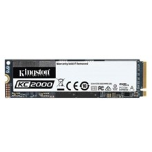 Kingston Skc2000M8/500G 500GB KC2000 NVMe M.2 PCIe