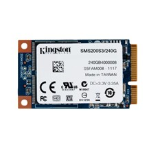 Kingston SMS200S3/240G, 240 GB, mSATA, Solid State Drive