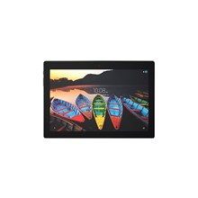 "Lenovo Tab 10 Qualcomm Snapdragon 1.30Ghz 1Gb 16Gb 10.1"" Siyah Tablet Za1U0062Tr"