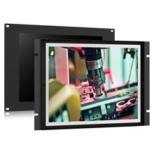 "Lilliput 15"" Tk1500 Endustriyel Metal Dokunmatik  Lcd Monitör"