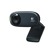 Logitech C310 Webcam HD Siyah 960-001065