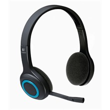Logitech H600 Wireless Headset 981-000342 Kulaklık