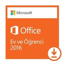 Microsoft 79G-04293 Office Home And Student 2016 Win Esd İndirilebilir Lisans