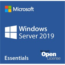 Microsoft G3S-01259 Windows Server Essentials 2019 SNGL OLP NL