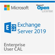 Microsoft PGI-00879 Exchange Enterprise CAL 2019 SNGL OLP NL User CAL woServices