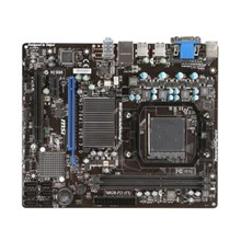 MSI 760GM-P23 FX AM3+ DDR3 GL Sata2 Usb2 mATX