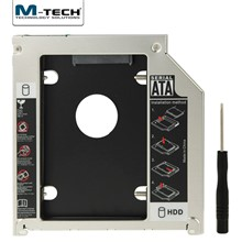 M-Tech Mssc0095 Notebook İçin Ekstra 9.5Mm Slim Sata Caddy Hdd Yuvası
