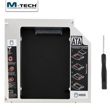 M-Tech Mssc0127 Notebook İçin Ekstra 12.7Mm Sata Caddy Hdd Yuvası