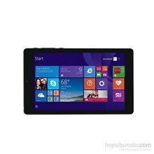 "Nextbook NXM880BCP 8"" Quad Core BayTrail 1GB 16GB Win10 Tablet"