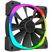 Nzxt Aer Rgb 120Mm Fan Tekli Rf-Ar120-B1