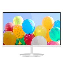 "Philips 21.5"" 224E5QSW 14ms Dvi IPS Beyaz LED"