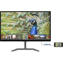 "Philips 246E7QDAB/00 23.6"" Full HD LED Monitör"