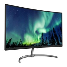 "Philips 31.5"" 328E8Qjab5/0 5Ms Hdmi Curved Siyah"