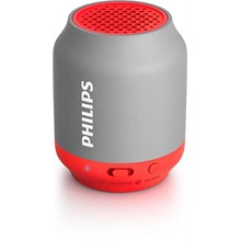 Philips BT50 Kırmızı Wireless Speaker