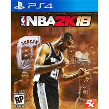 Playstation 4 NBA 2K18  Oyun