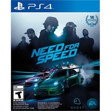 Playstation 4 Need for Speed 2015