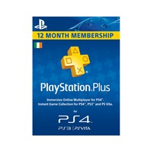 PlayStation Plus Card Hang 365 Days/TUR
